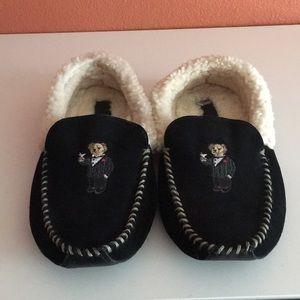 Polo Ralph Lauren slippers